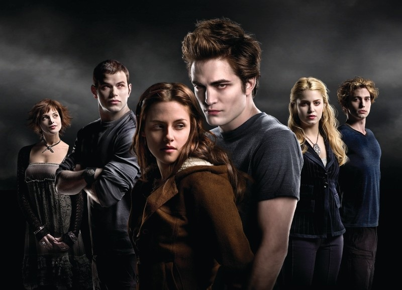 love twilight guys hot da movie book awsome
