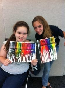 Rainbow Art!