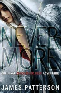 Nevermore: The Final Maximum Ride cover