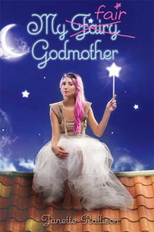 My Fair Godmother by Janette Rallison  book cover