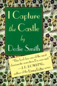 """I Capture the Castle"" by Dodie Smith book cover"
