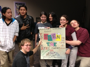 Mcc teen time crew