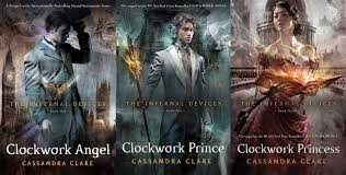 Review: The Infernal Devices by Cassandra Clare