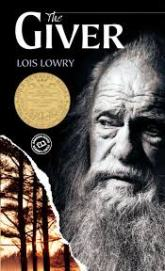 """The Giver"" by Lois Lowry book cover"
