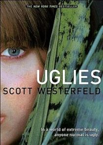 """Uglies"" by Scott Westerfeld book cover"