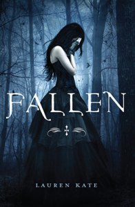 """Fallen"" by Lauren Kate book cover"