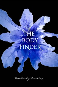 """The Body Finder"" by Kimberly Derting book cover"