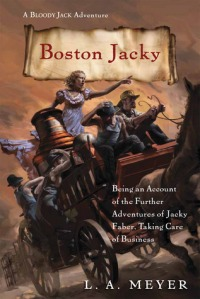 """""""Boston Jacky"""" by L.A. Meyer book cover"""