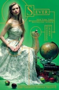 """Sever"" by Lauren DeStefano book cover"