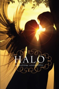 "Teen Review: ""Halo"" by Alexandra Adornetto book cover"