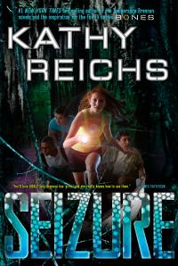 """Seizure"" by Kathy Reichs book cover"