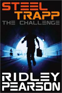 """The Challenge"" by Ridley Pearson book cover"