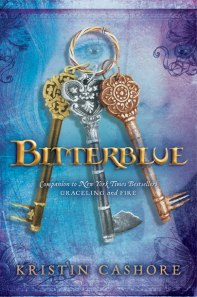 """Bitterblue"" by Kristin Cashore book cover"
