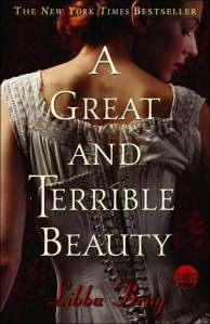 """A Great and Terrible Beauty"" by Libba Bray book cover"