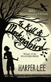 """To Kill a Mockingbird"" by Harper Lee book cover"