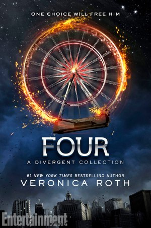 """Four"" by Veronica Roth book cover"