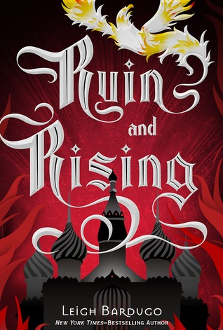 """Ruin and Rising"" by Leigh Bardugo book cover"