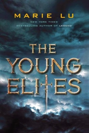 """The Young Elites"" by Marie Lu book cover"