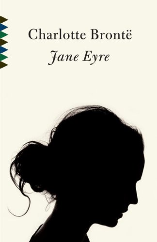 """Jane Eyre"" by Charlotte Bronte book cover"