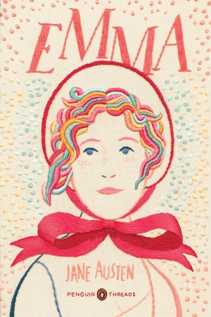 """Emma"" by Jane Austen book cover"