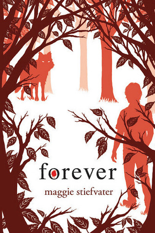 """Forever"" by Maggie Stiefvater book cover"