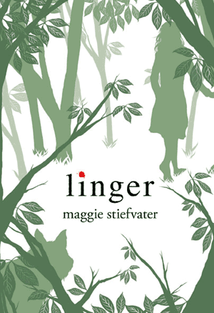 """Linger"" by Maggie Stiefvater book cover"