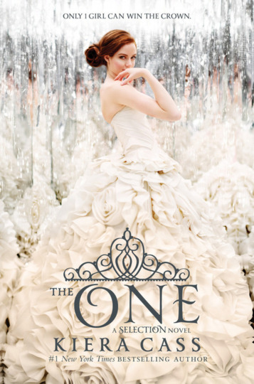 """The One"" by Kiera Cass book cover"
