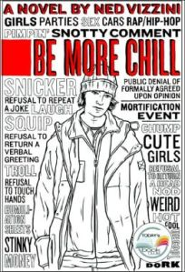 """Be More Chill"" by Ned Vizzini"
