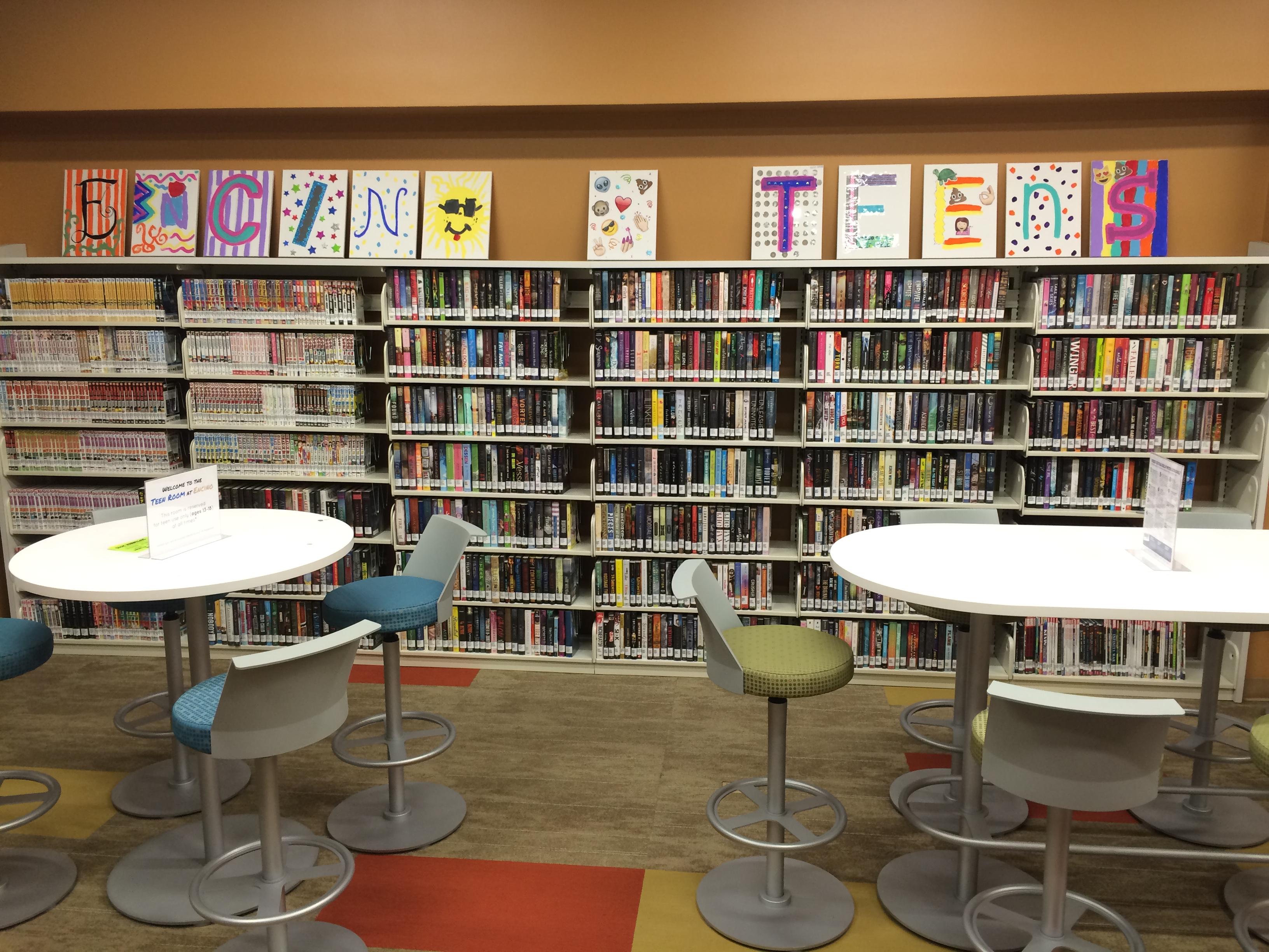 Library Teen Art 2