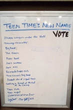 teen club new name ideas