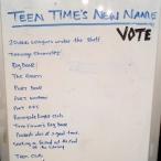 teen club new name ideas